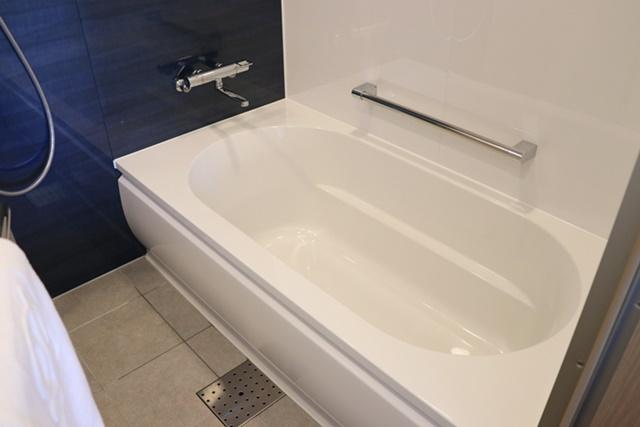 名古屋プリンスホテルスカイタワーのバスルーム