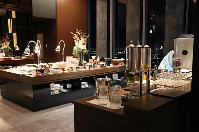 名古屋プリンスホテルスカイタワー ブッフェレストラン Sky Dining 天空