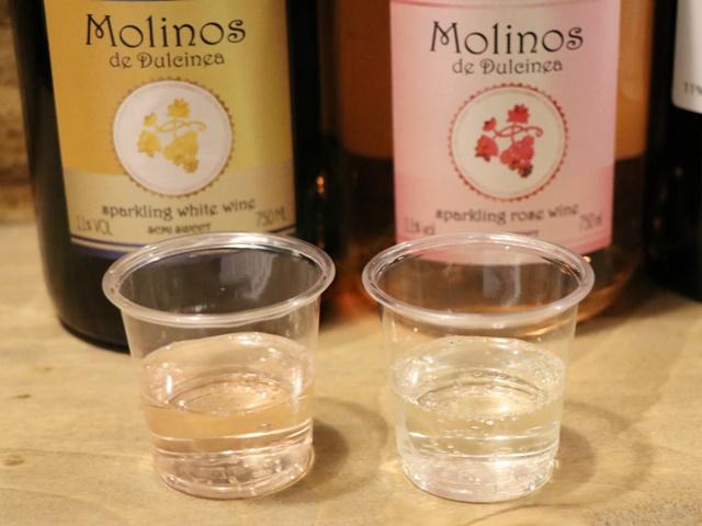 モリノス デ ドルシィネア スパークリングワイン(白・ロゼ)