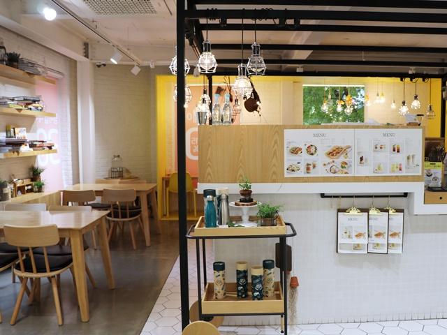 スキンフードカフェ