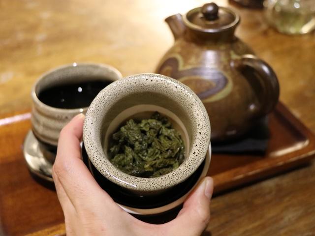 韓国伝統茶トルカミプチャ