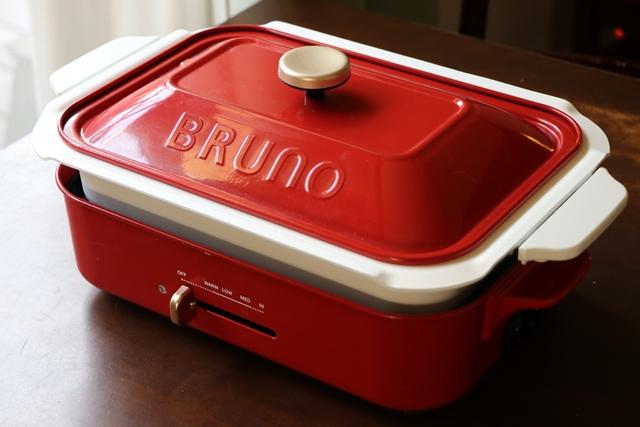 BRUNO コンパクトホットプレート用セラミックコート鍋とは