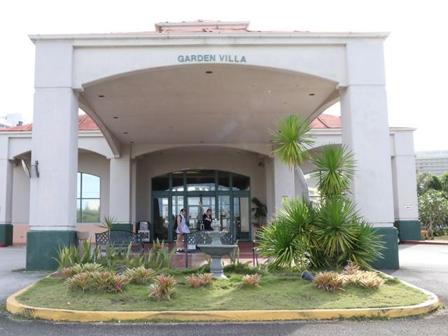 グアムのガーデン ヴィラ ホテル