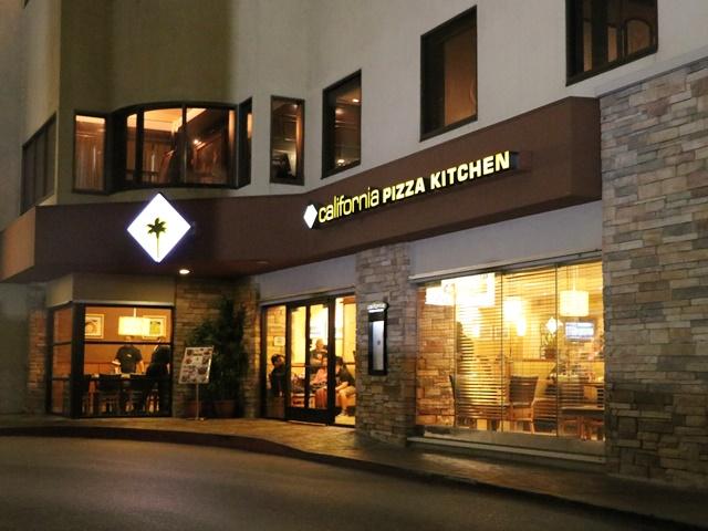 グアムのカジュアルレストラン「カリフォルニアピザキッチン」