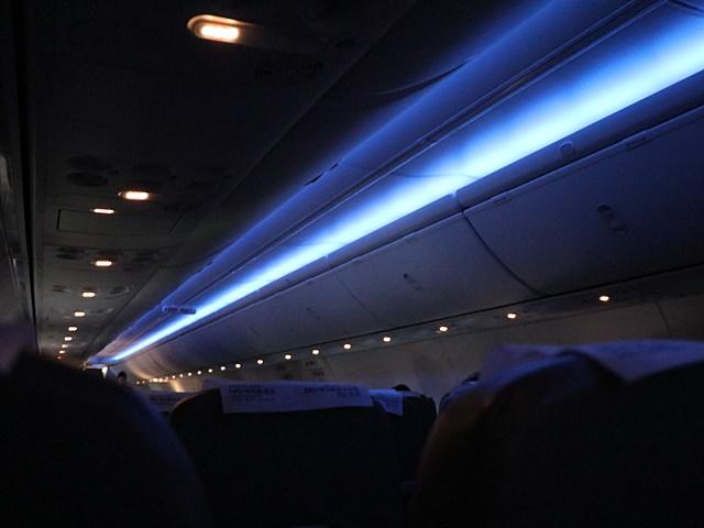ティーウェイ航空グアム直行便に搭乗した感想