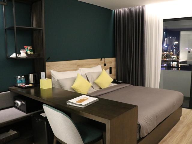 ダナン Satya Hotelの客室