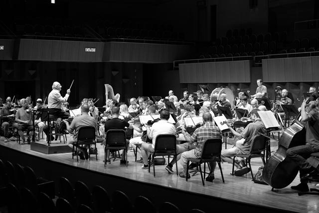 チェコのプラハ放送交響楽団