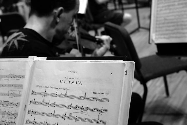 プラハ放送交響楽団(The Prague Radio Symphony Orchestra) オーケストラ