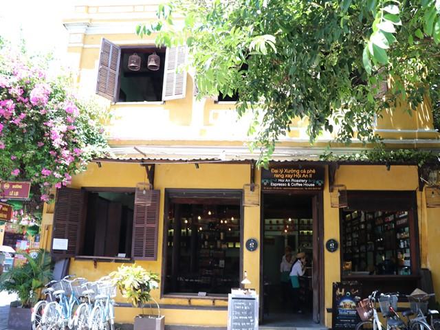 ホイアン旧市街のカフェ ホイアンロースタリー