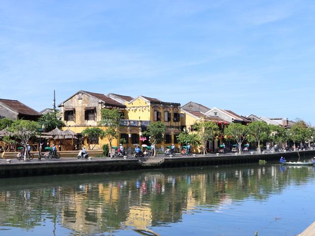 ベトナム旅行記 ホイアン旧市街