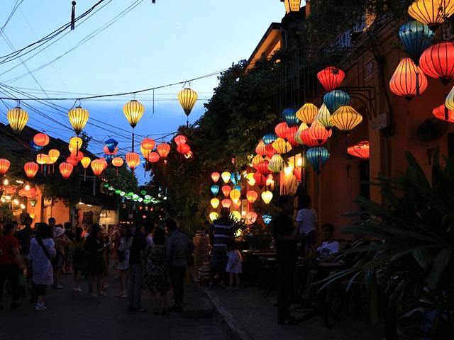 ベトナム・ホイアン旧市街