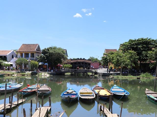 ベトナム ホイアン旧市街