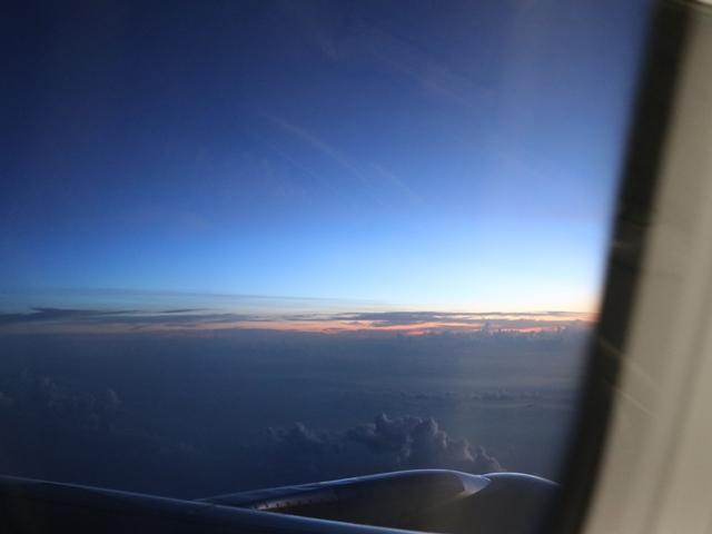 ベトナム旅行終了 ベトナム航空便で帰国