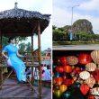 ベトナム旅行2日目 ダナンの五行山の洞窟寺院を巡り、ホイアン旧市街の満月のランタン祭りへ