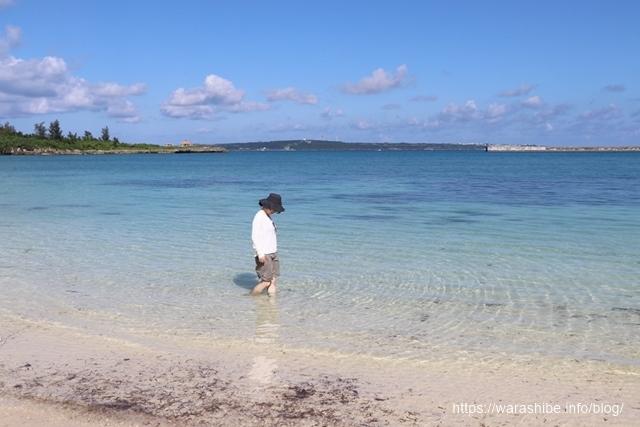 パイナガマビーチでのウインドサーフィン体験