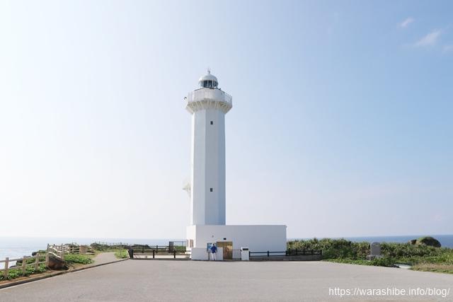 東平安名崎灯台
