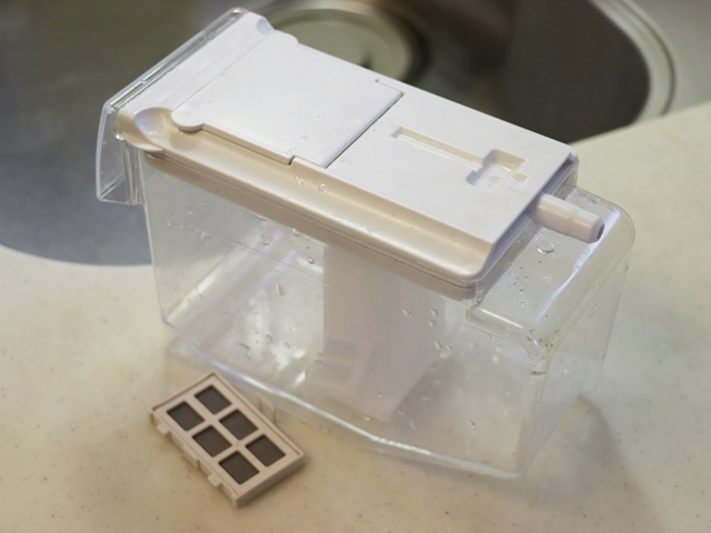 自動製氷機の洗浄剤の使い方