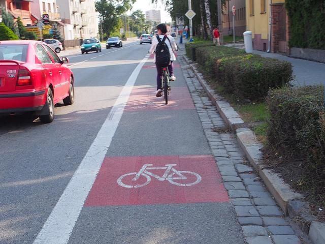自転車 チェコ サイクリング