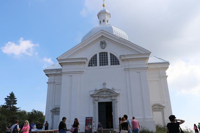 ミクロフの聖なる丘 聖セバスチャン礼拝堂