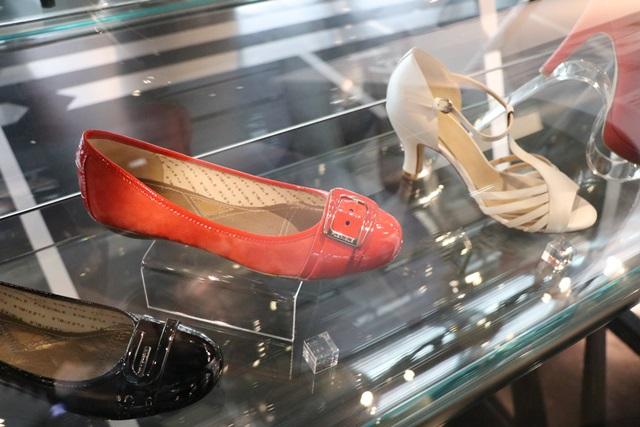 ズリーン履物博物館 バチャ社の靴