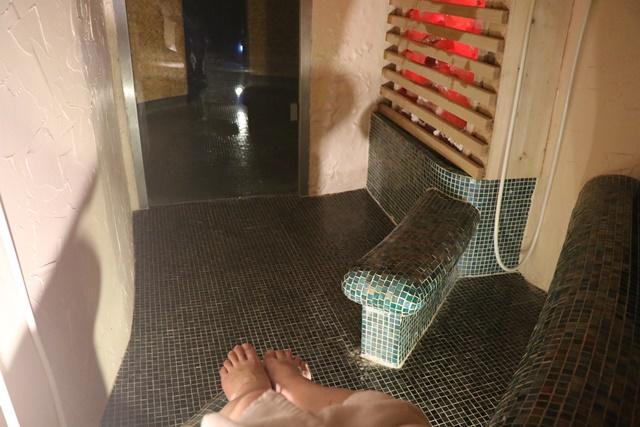 アレクサンドリア スパ&ウェルネスホテルのサウナ