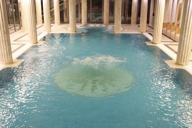 アレクサンドリア スパ&ウェルネスホテルのプール