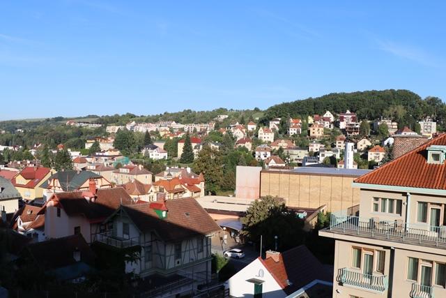 チェコの温泉保養地ルハチョヴィツェ