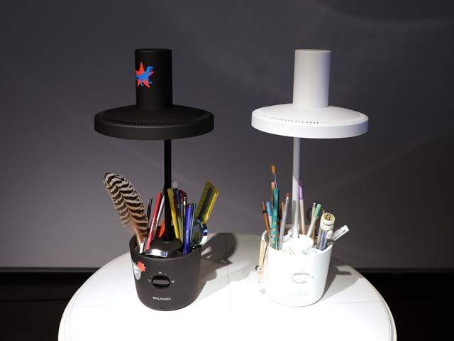 バルミューダのライト BALMUDA The Lightは、子どもたちの目を守る太陽光LEDデスクライト