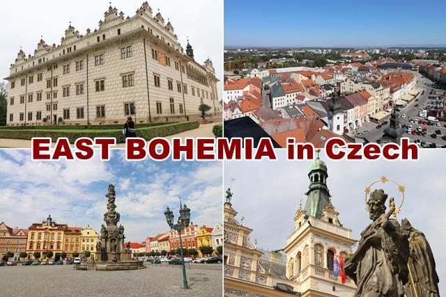 プラハから日帰りでも行ける! チェコ東ボヘミア地方で訪れるべき町とおすすめ観光スポット