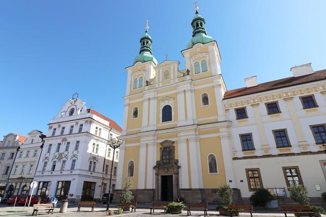 チェコのフラデツ・クラーロヴェー