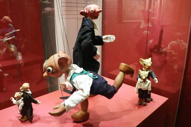 フルディムのマリオネットミュージアム(人形博物館)