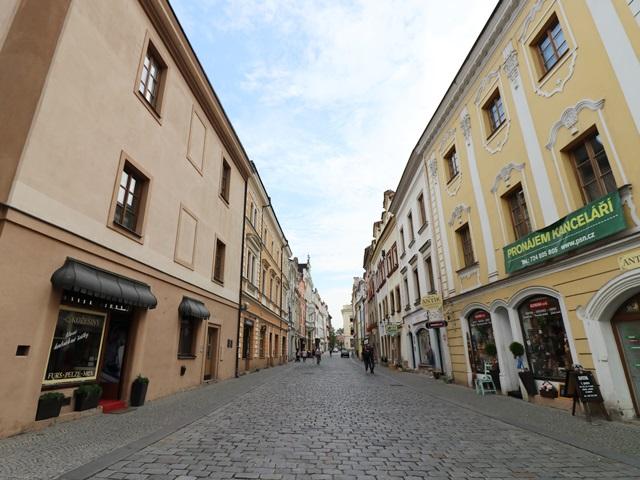 チェコのパルドヴィツェ