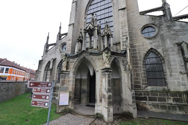 クトナー・ホラの聖母マリア大聖堂