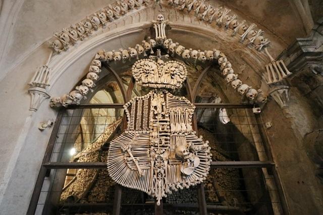 クトナー・ホラの墓地教会(納骨礼拝堂)