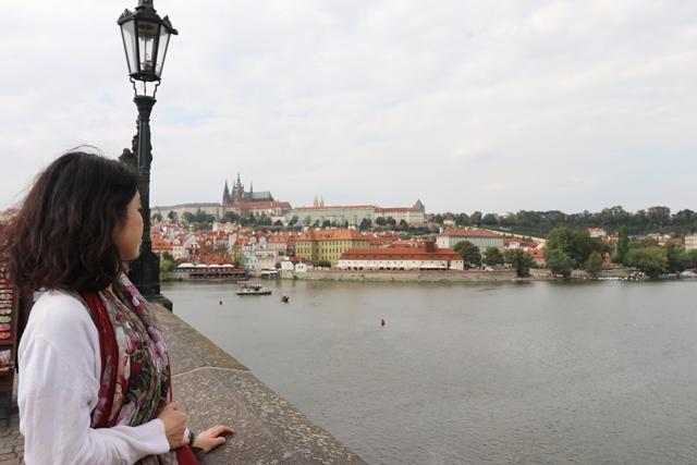 チェコ プラハ カレル橋