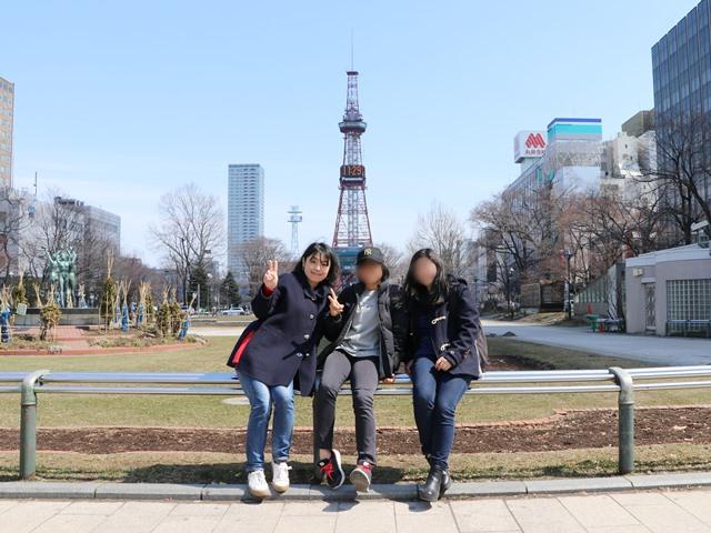 セントレアからエアアジアで札幌へ! 1泊2日札幌家族旅行で観光した場所とかかった費用は?