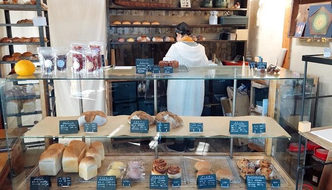 愛知県一宮市にある農夫のパン屋さん「çavasiba サヴァシバ」