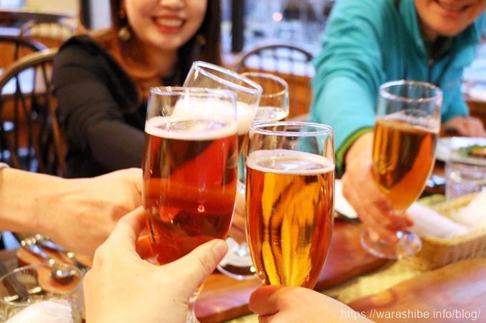熊野古道麦酒で乾杯