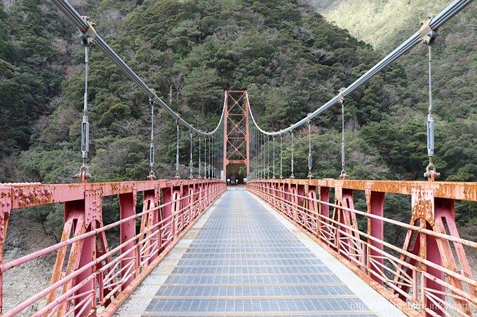 新大杉谷橋