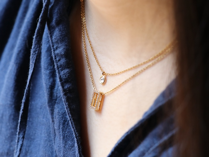 レスブリスのネックレス