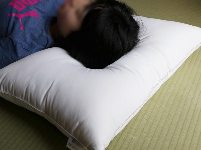ロフテー スマート 2000(枕)を使って見たところ