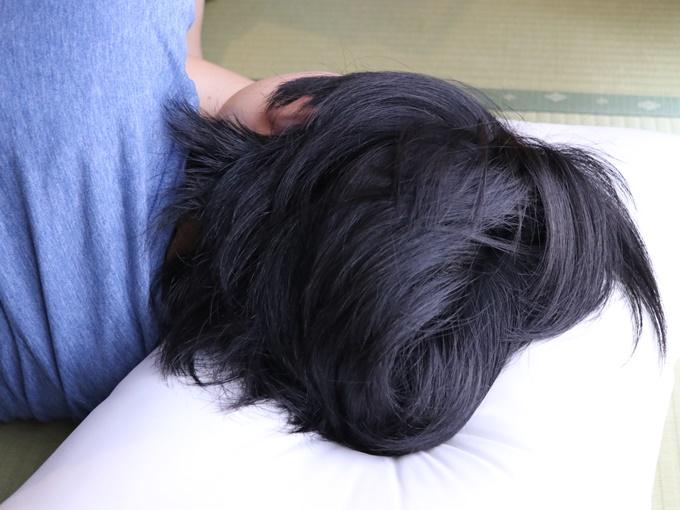 ロフテー スマート 2000(枕)を横向き寝で使用