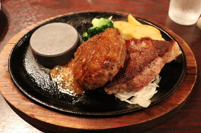 ステーキのあさくまで食事