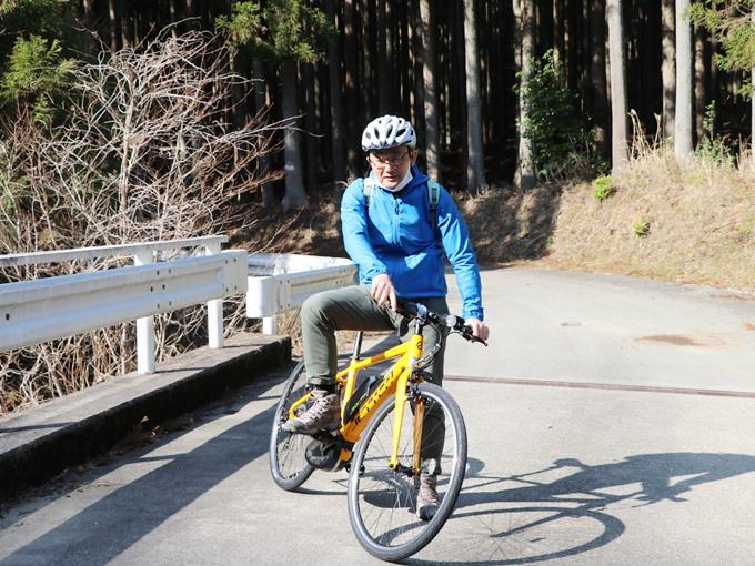 E-Bike(スポーツタイプの電動自転車)