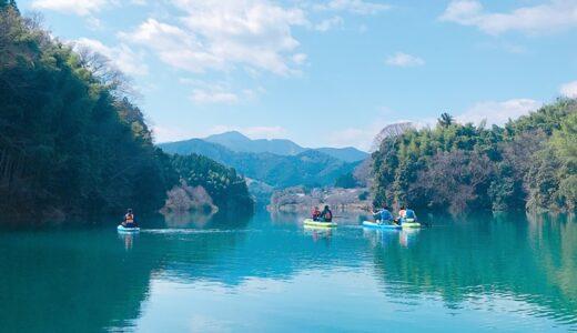 三重県大台町でおすすめの水上アクティビティー「宮川SUP体験」絶景を眺めてゆったり水上さんぽ【PR】