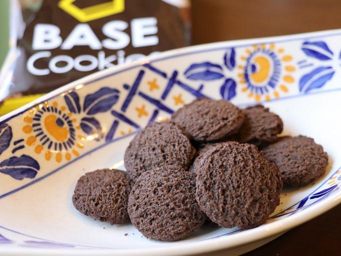 BASE Cookies(ベースクッキー)ココア味
