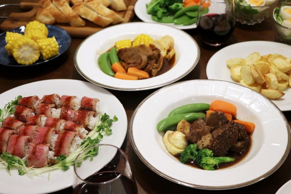 ノワドココのお肉料理