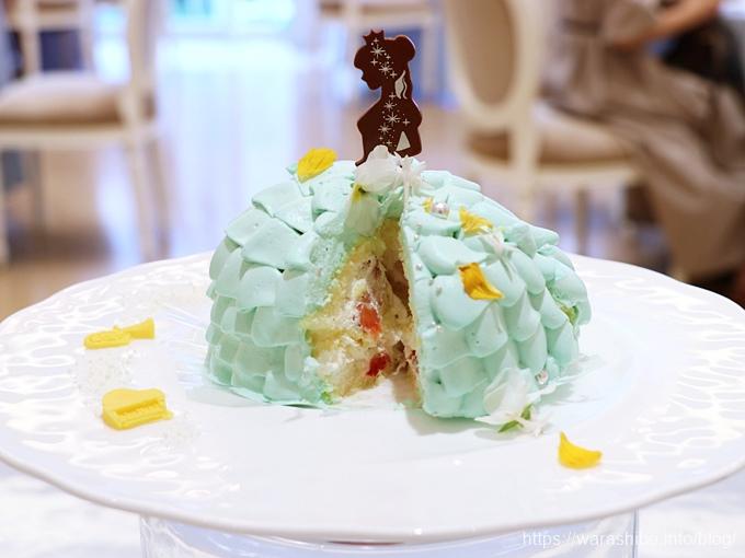 プリンセスマーメイド~ドレスショートケーキ~