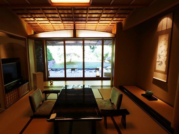 赤沢迎賓館 客室